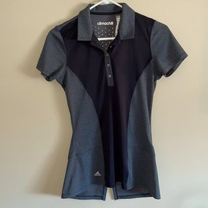 XS Adidas Ladies Climachill Golf Shirt.